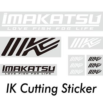 IK Cutting Sticker
